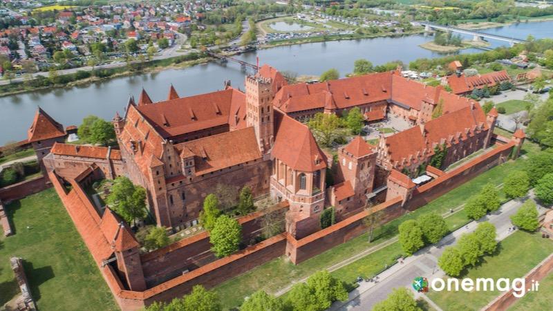 Cosa vedere a Malbork, il castello