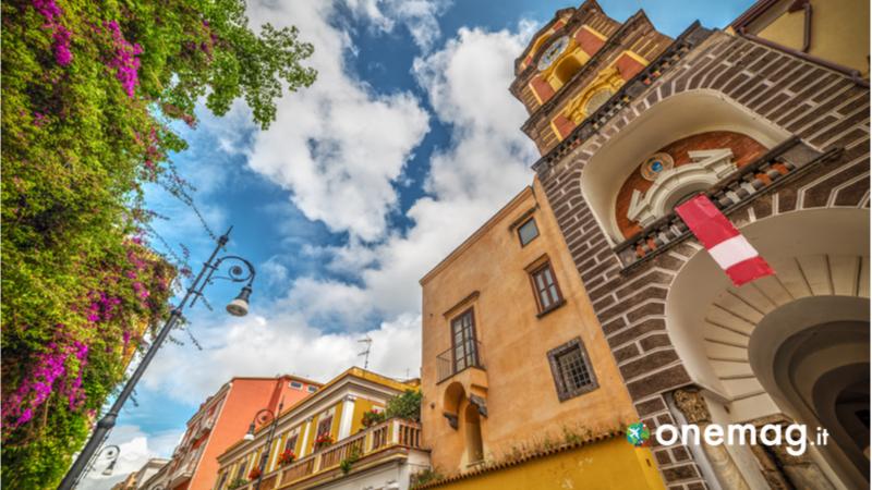 Cosa vedere a Sorrento, la Cattedrale dei Santi Filippo e Giacomo, il Duomo di Sorrento