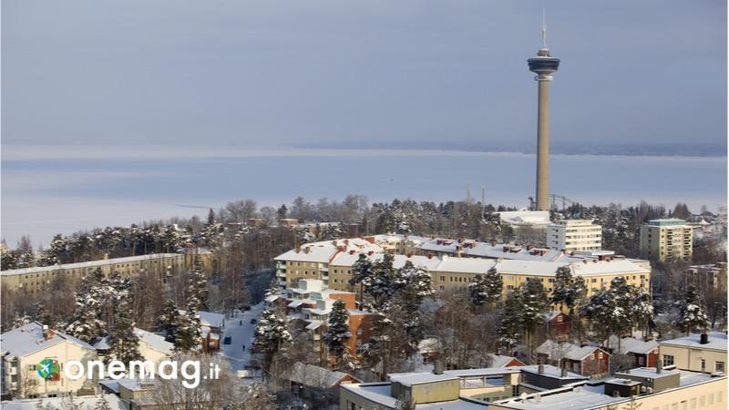 Cosa vedere a Tampere, Näsinneula