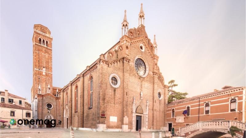Cosa visitare a Venezia, la Basilica dei Frari