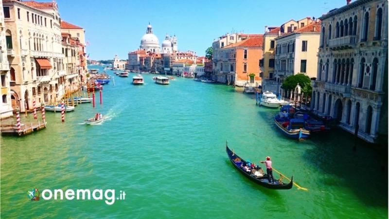 Cosa visitare a Venezia, Canal Grande
