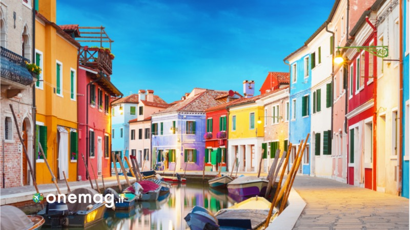 Cosa visitare a Venezia, Burano