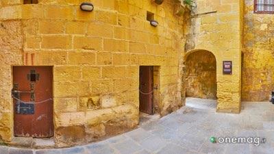 Cosa vedere a Gozo, le prigioni di Victoria