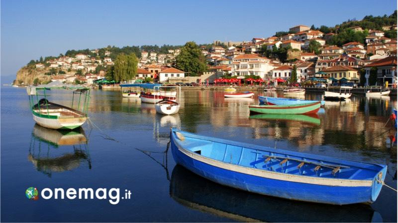 Albania luoghi meno noti, il Lago di Ohrid