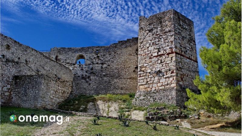 Albania luoghi meno noti, il Castello di Berat