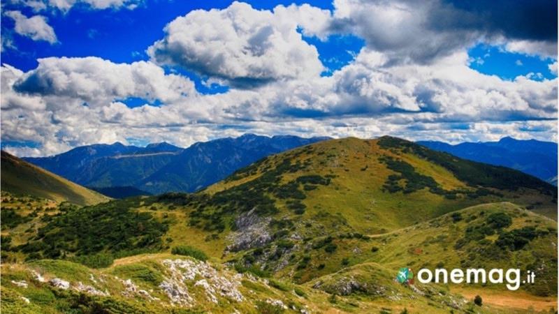 Albania luoghi meno noti, le montagne Bjeshkët e Nemuna