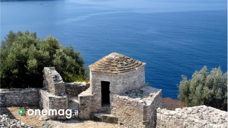 Albania i luoghi meno noti, Porto Palermo
