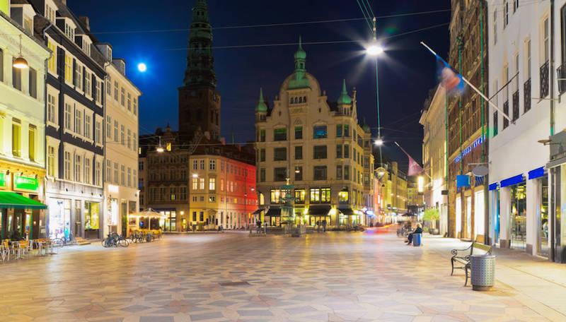 Piazza Copenhagen