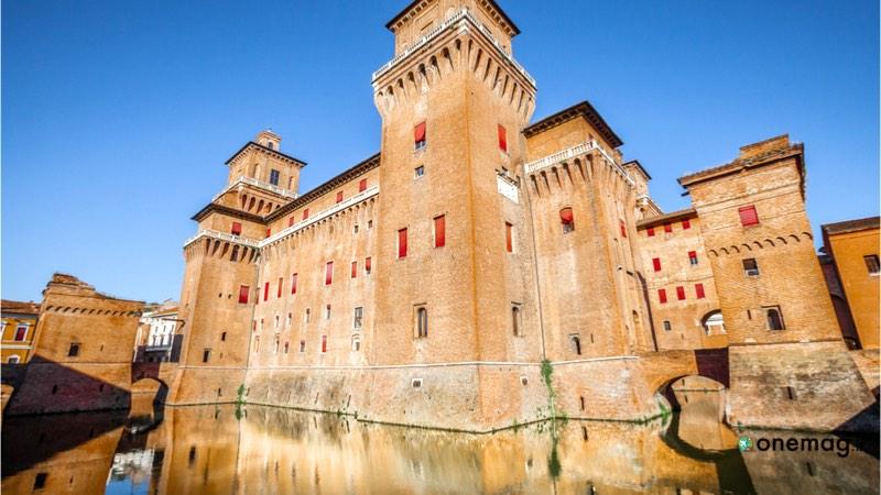 Cosa vedere a Ferrara, il Castello
