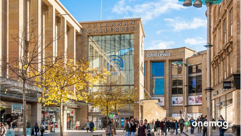 Glasgow, Buchanan Galleries