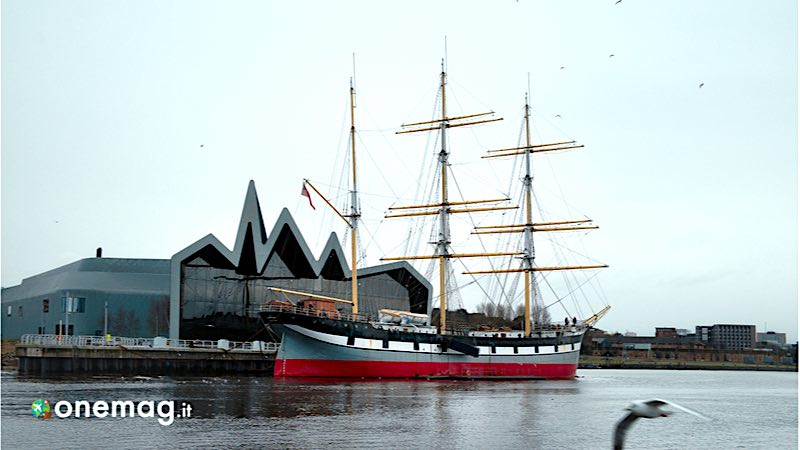Glasgow, The Tall Ship at Riverside