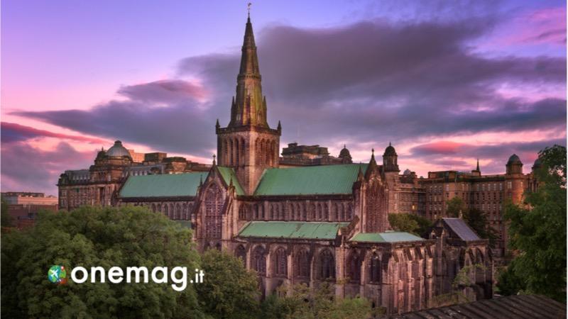 Cosa vedere a Glasgow, il motore economico della Scozia, la Cattedrale di Glasgow