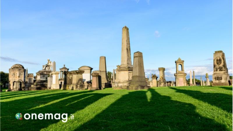 Cosa vedere a Glasgow, il motore economico della Scozia, la necropoli di Glasgow