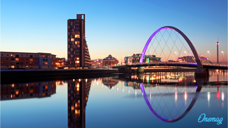 Cosa vedere a Glasgow, fiume