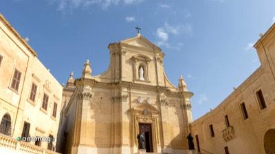 Cosa vedere a Gozo, la Cattedrale di Santa Maria