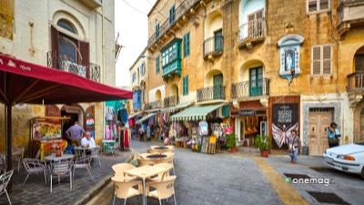 Cosa vedere a Malta, ristorante