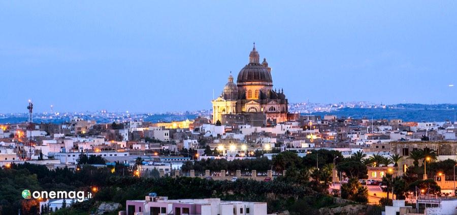 Cosa vedere a Gozo, la capitale Victoria