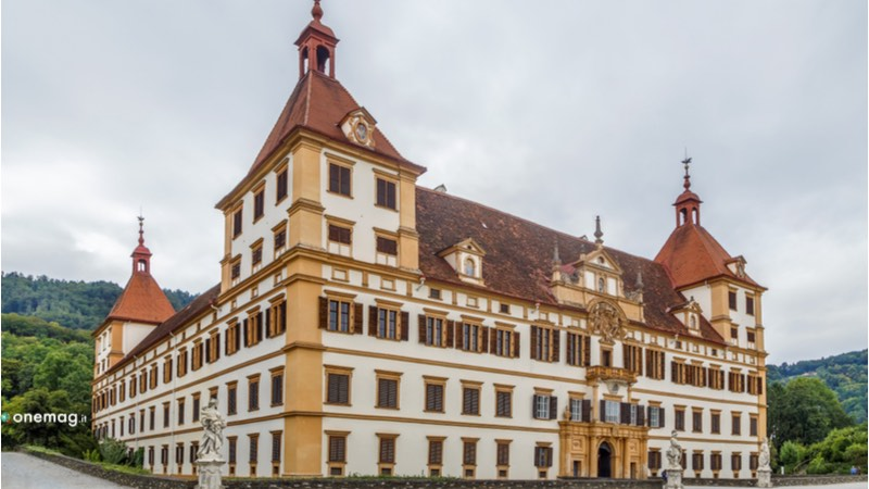 Cosa vedere a Graz, Castello Eggenberg