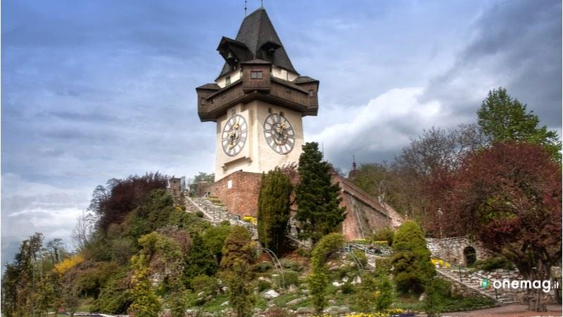 Cosa vedere a Graz, Torre dell'Orologio