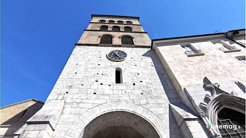 Cosa vedere a Grenoble, la Cattedrale di Notre Dame