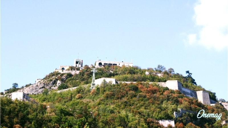 Cosa vedere a Grenoble, la Bastiglia