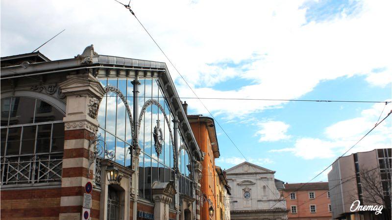 Cosa vedere a Grenoble, La Halle