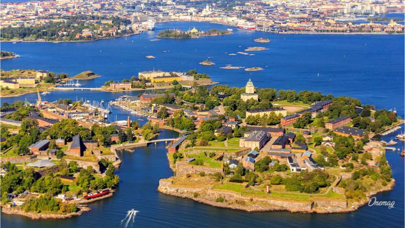 Cosa vedere a Helsinki, Suomenlinna