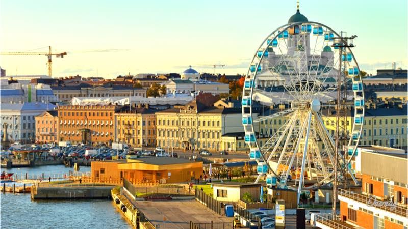 Cosa vedere a Helsinki, Piazza del Mercato