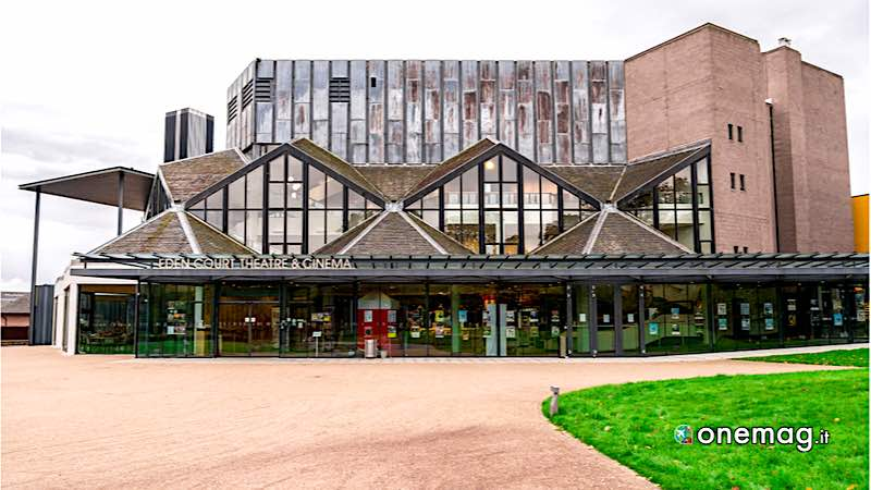 Cosa vedere a Inverness, Eden Court Theatre