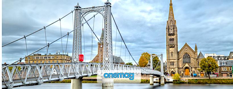 Cosa vedere a Inverness, Greig Street Bridge
