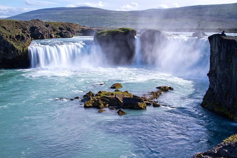 Islanda, le cascate