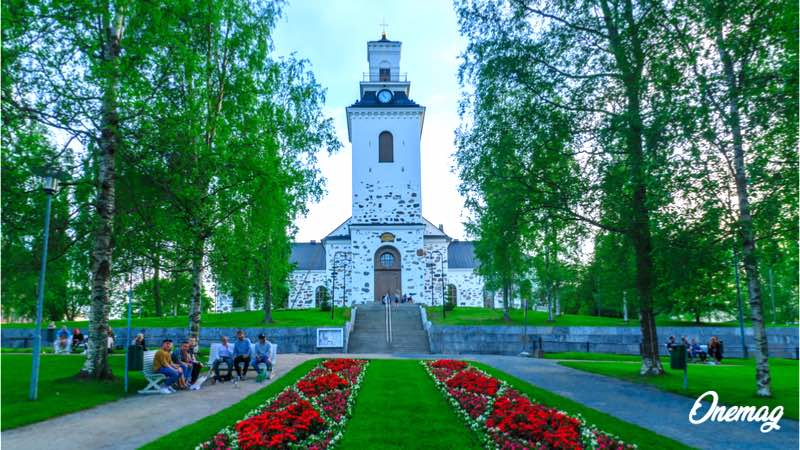 Kuopio, la cattedrale
