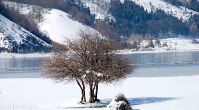 Il lago di Laceno