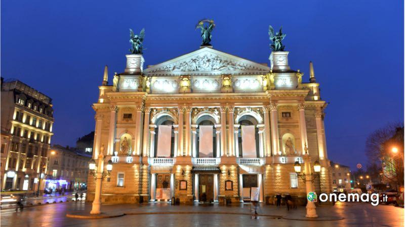 Leopoli, Teatro dell'Opera