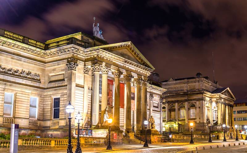 Cosa vedere a Liverpool, Walker Art Gallery