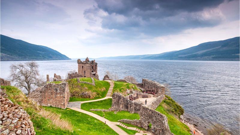 Loch Ness, Invernss