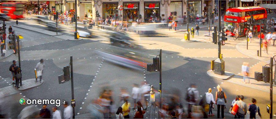 Londra, Oxford Street