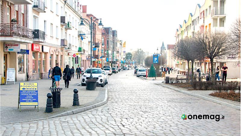 Malbork, centro città