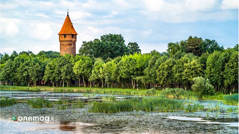 Malbork, il parco