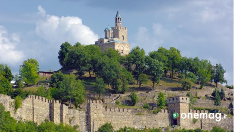Le migliori attrazioni in Bulgaria, la Fortezza di Tsarevets