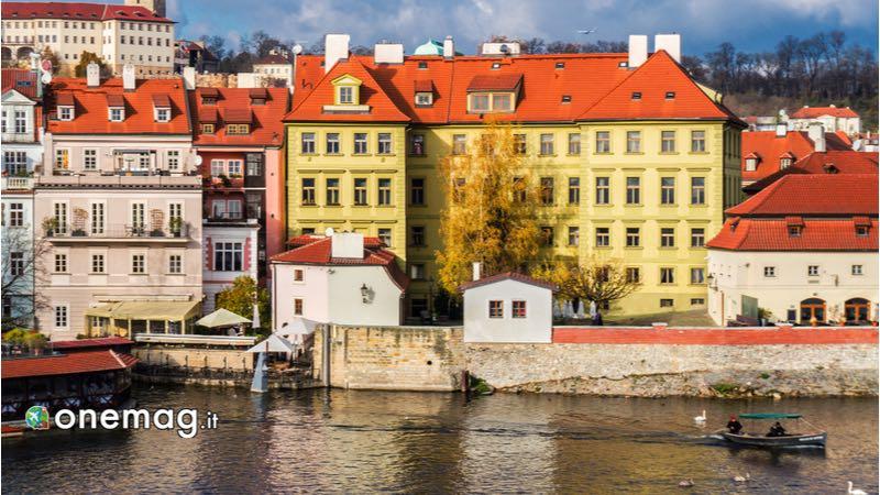 Praga e Franz Kafka