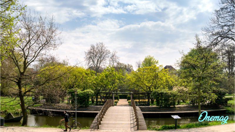 Cosa vedere ad Odense, il giardino di Andersen