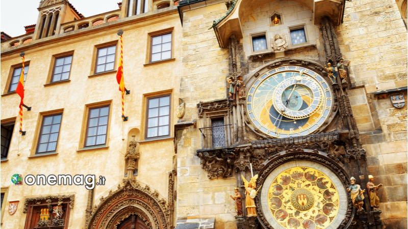 Cosa vedere a Praga, l'Orologio astronomico