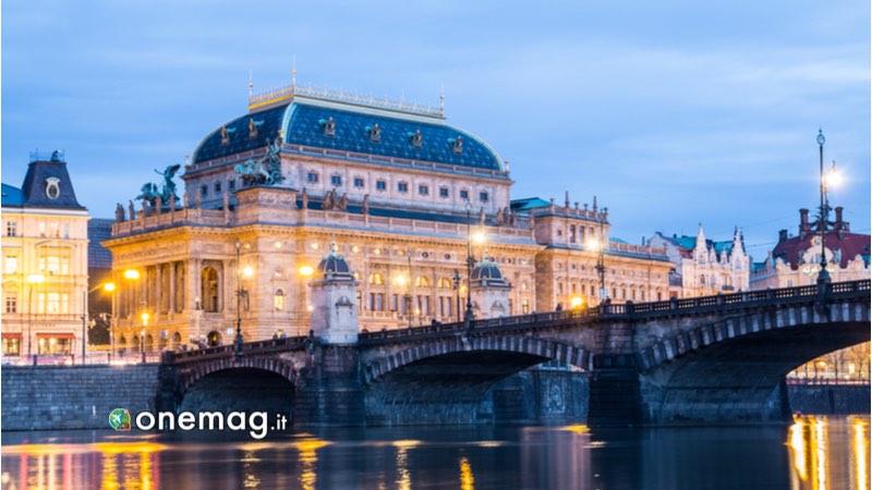 Cosa vedere a Praga, il Teatro Nazionale