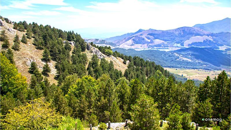I Parchi Naturali del Sud Italia