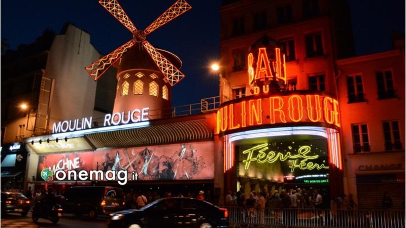 Parigi, Mulin Rouge