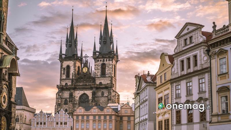 Cosa vedere a Praga, la Chiesa di Nostra Signora di Týn