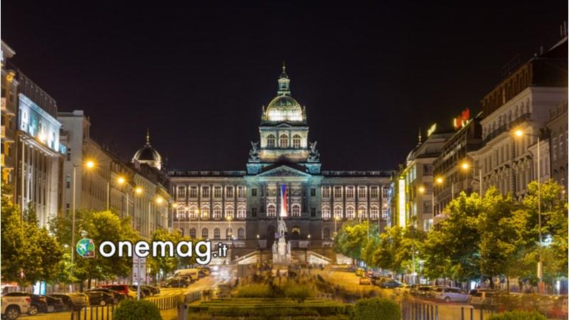 Cosa vedere a Praga, il Museo Nazionale