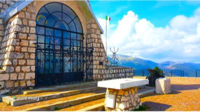 Cosa vedere a Roccaraso, Santuario
