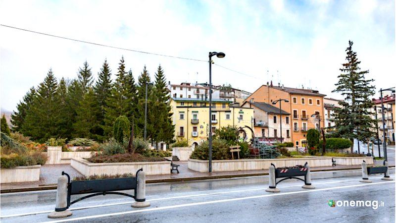 Cosa vedere a Roccaraso, veduta centro storico